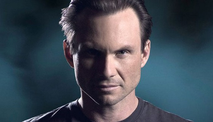 Picture of Christian Slater from Mr Robot tv show