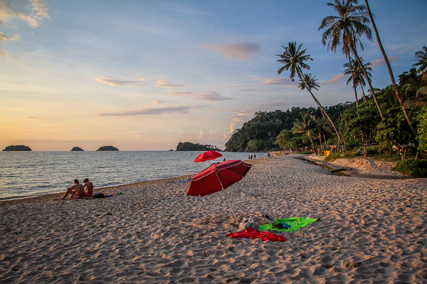 Ko Chang -Lonely Beach